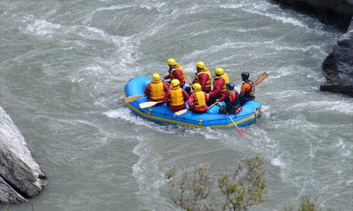 Top 3 Reasons to Visit Queenstown rapid river - Top 3 Reasons to Visit Queenstown